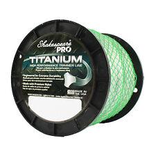 2.7MM - 3LB ROLL SHAKESPEARE PRO TITANIUM RINO LINE -WHIPPER SNIPPER CORD