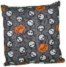 Nightmare Before Christmas Jack Skellington Pillow Skellington Heads Handmade