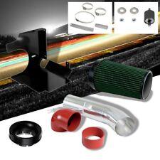 Shortram Air Intake//Green Cotton Mushroom Filter For Honda 96-00 Civic EX EJ7-8