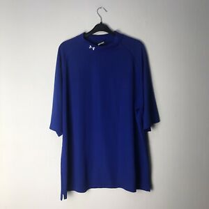 Under Armour Sports Blue T Shirt Size Xl