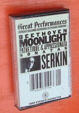 Rudolf Serkin Plays Beethoven,  CBS – MYT 37219,  1981 US