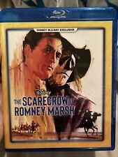 The Scarecrow of Romney Marsh Blu-ray Disney Patrick McGoohan