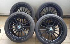 BMW FELGEN ALUFELGEN STYLING 32 18 Zoll schwarz E36 E46 E90 E91 usw..