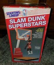 Kenner Starting Lineup 1989 Slam Dunk Superstars Michael Jordan