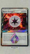 Beast Energy 117/131 SM: Forbidden Light  Prism Star  Mint/NM  Pokemon