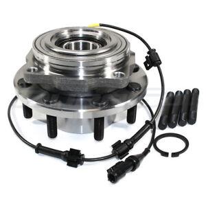 Wheel Bearing and Hub Assembly Front IAP Dura 295-15082