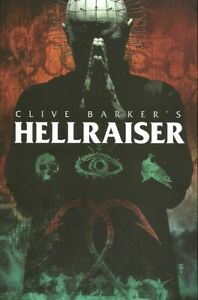 COMICS - HELLRAISER, TOME 2 / CLIVE BARKER'S, EDITION SOUPLE, FRENCH EYES