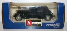 Véhicules miniatures Burago pour Citroën 1:24