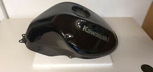 Depósito de Combustible Kawasaki Serie 6 N/F Bj 06-08 Negro Gasolina 650A Gas