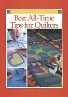 Best All-Time Tips for Quilters