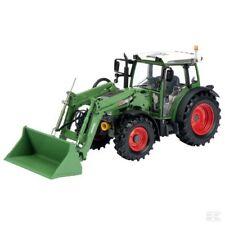 Schuco Fendt 211 Vario Model Tractor With Loader 1:32 Scale