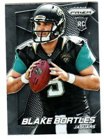 2014 Panini Prizm #235 BLAKE BORTLES RC Rookie Jacksonville Jaguars