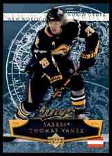 2007-08 Upper Deck Mvp new World Order Thomas Vanek #NW10