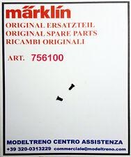 MARKLIN   75610 756100  VITE (2pz) -  SCHRAUBE SENK (2 Stück)  M2,0X 4,6
