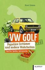 VW Golf - Knut Simon - 9783837523904