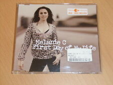 MCD First Day of my Life - Melanie C Maxi-CD Single