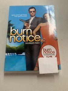 Burn Notice - Season 2 (US IMPORT) DVD NEW
