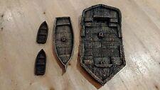 Legendary Realms Terrain - Boat - Starter Set (4 Total)