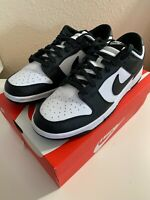 Nike Dunk Low Retro Black White Panda DD1391-100 Mens Size 13