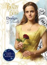 Disney Beauty and the Beast Design & Doodle: Create, Colour and Draw!, Parragon,