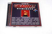Grammy Nominees 2004 828765802222 CD A2325