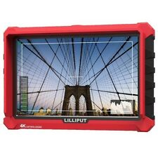 "Lilliput A7S7"" IPS Full HD HDMI Field Monitor 4K Support 1920x1200 F970/LP-E6"