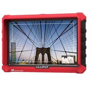 """Lilliput A7S7"""" IPS Full HD HDMI Field Monitor 4K Support 1920x1200 F970/LP-E6"""