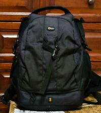 Lowepro Flipside 400AW Camera Backpack (Black)