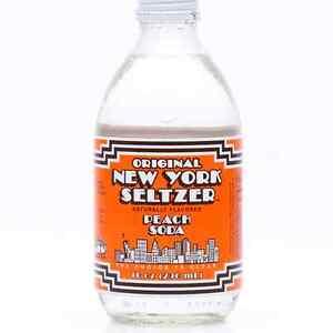 Original New York Seltzer is BACK! - Peach Soda 6pk - FREE SHIPPING