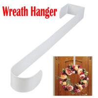 Premium Over The Door Metal Wreath Hanger Wreath Hook Club Home Wedding Decor CH