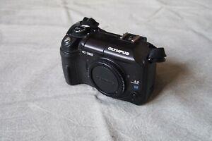 Olympus EVOLT E-300 8.0MP Digital SLR Camera - Black (Body only)