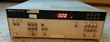 Agilent Hp 8131a 500mhz Pulse Generator
