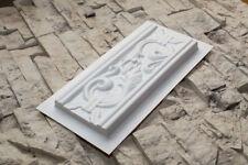 • 10 plastic molds *TRAVERTINO* for concrete veneer wall stone stack stone tile