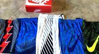 NEW Boy's Nike Elite + Basketball Shorts Dri-Fit Jordan Harden Bulls KD Rose NBA