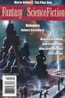 Fantasy & Science Fiction  May / June 2021     Refugees Robert Crossbach