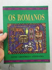 Is Romanos Fatos Historias Atividades Portuguese Brasil Peter Chrisp 1996
