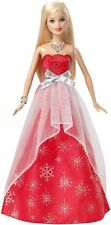 BARBIE 2014 HOLIDAY SPARKLE CHRISTMAS DOLL CLW91 *NEW*