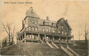 Postcard General Hospital, Butler County, Pennsylvania