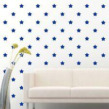 "180 of 2"" King Blue Star Diy Decor Removable Peel Stick Wall Vinyl Decal Sticker"
