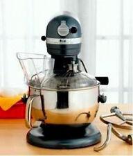KitchenAid Kp26M1Xdp Pro 600 Stand Mixer 6 qt Dark Pewter Grey Super Large Capct