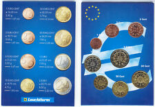Portugal 2002 - Set of 8 Euro Coins (UNC)