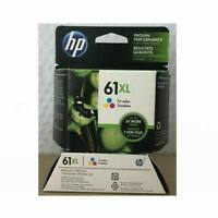 HP genuine ink cartridge 61XL Color CH564WA (retail box) EXP 2021