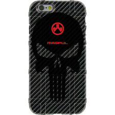 Magpul Field Case for iPhone SE,4,5,5s. Black Carbon Fiber-Imperial Punisher