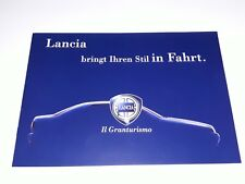 Lancia Z, Kappa S.W., Kappa, Lybra, Lybra S.W., Y prospekt/brochure