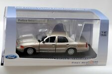 1/43-First Response Replicas-Ford Crown Victoria Police Interceptor  NEW (KL)