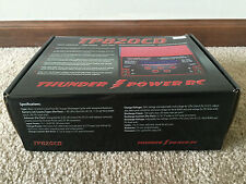 Brand New Thunder Power Dual Port Multi Chemistry DC Charger/Cycler with Balance
