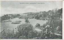 PC27798 Queen Mary Gardens. Falmouth. Dennis