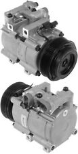 A/C Compressor Omega Environmental 20-21718 fits 2002 Kia Sedona 3.5L-V6