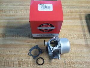 Briggs & Stratton Carburetor 799866 OEM Carb