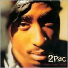2PAC Greatest Hits CD SEALED New 1998 Death Row Records